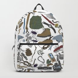 Adventure Equipment Backpack