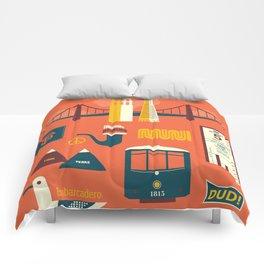 Sanfrancisco Comforters