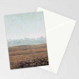 Sanford Robinson Gifford Longs Peak, Colorado Stationery Cards