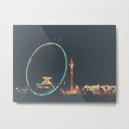 325 | austin Metal Print