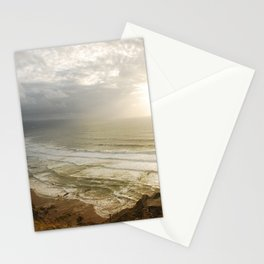 Nature photography. Barrika Beach, Basque Country. Spain. Stationery Cards