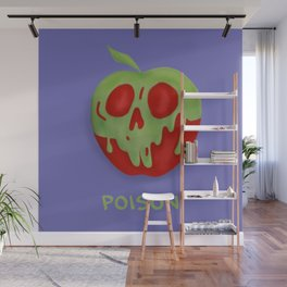 Poison Apple Wall Mural