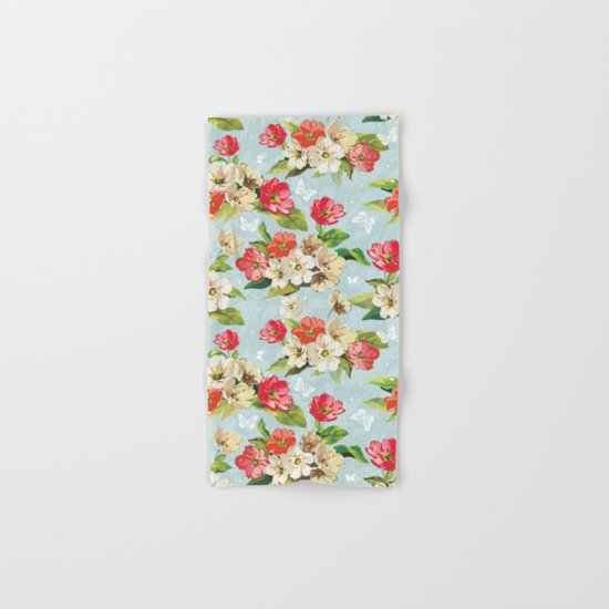 Spring in the air #3 Hand & Bath Towel