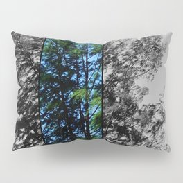 Tree On Seaside Pillow Sham