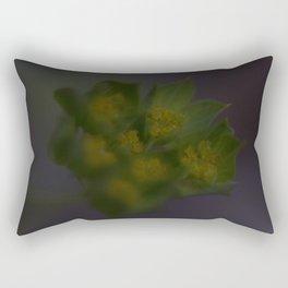 more small guys Rectangular Pillow