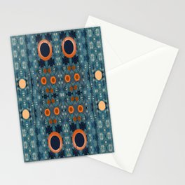 Abstract #78 Stationery Cards