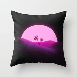STRANDED (02/22/18) Throw Pillow