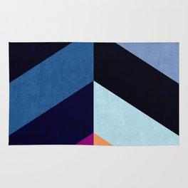 Triangular composition XIX Rug