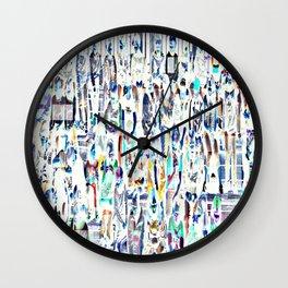 Visit Wall Clock