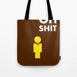 bad day Tote Bag