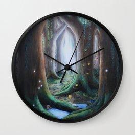 Seasons of my Life Wall Clock