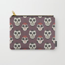 Till Death Do Us Part? (Patterns Please) Carry-All Pouch