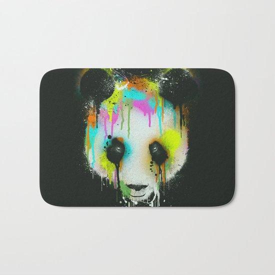 Technicolour Panda Bath Mat