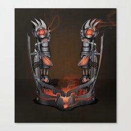 Superbet 'U' Canvas Print