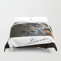 louis Duvet Covers featuring Louis online by Laake-Photos
