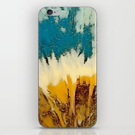 Astratto creativo iPhone Skin