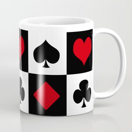 Playing card Coffee Mug