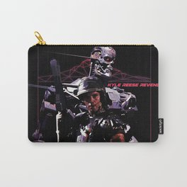 Kyle Reese Revenge Aliens Terminator 80s synthwave Carry-All Pouch