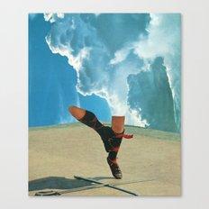 Cloud Dance Canvas Print