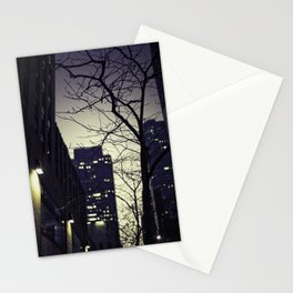 Morning  at 30 Rock Stationery Cards