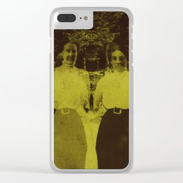 Mercantil Clear iPhone Case