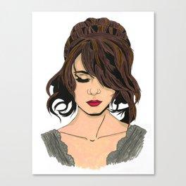 Her: Elegance Canvas Print