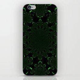 A Kollision of Colliding Tubes iPhone Skin