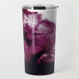 Black Cherry Scape Travel Mug