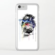 Howl's Moving Castle Clear iPhone Case