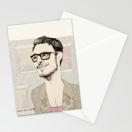 I´m hipster  Stationery Cards