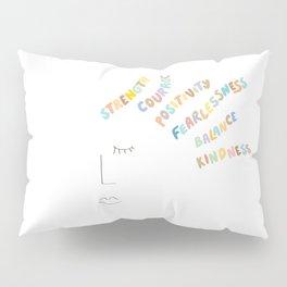 Strong Woman Pillow Sham