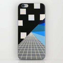 Glitch #2 iPhone Skin