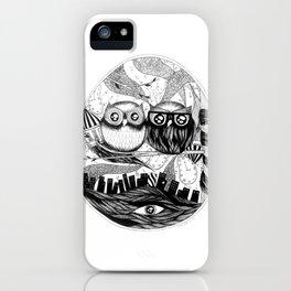 Hooters by Fan iPhone Case