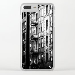 Columbia Hotel, San Francisco, CA Clear iPhone Case