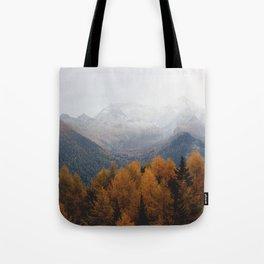 Autumn Air Tote Bag