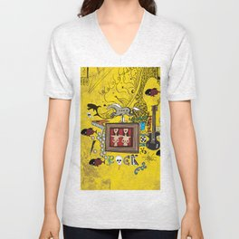 Rock and Fun Unisex V-Neck