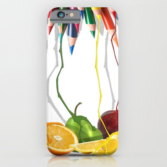 Painting Nature iPhone & iPod Case