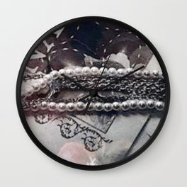 Namaste 11- Sandra Inspiration-Vintage Antique Design Wall Clock