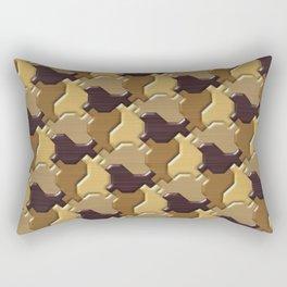 Geometrix 122 Rectangular Pillow