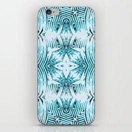 Geometrics III iPhone Skin