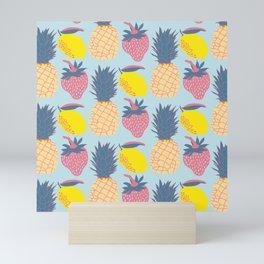 No fruit, no glory! Mini Art Print