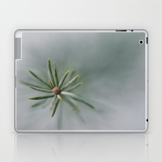 Poking Out of the Snow Laptop & iPad Skin