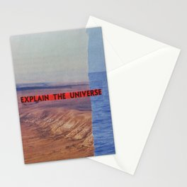 Explain the Universe Stationery Cards