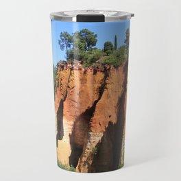 Roussillon France Travel Mug