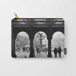 Bethesda Terrace Carry-All Pouch