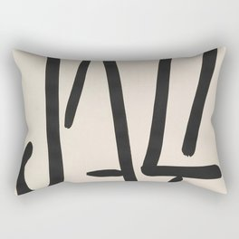 Jazz by Henri Matisse Rectangular Pillow