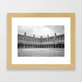 IMMA Framed Art Print