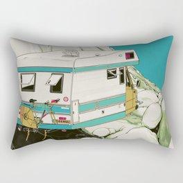 Heading South Rectangular Pillow