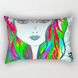 Kiss My Southern Sass Rectangular Pillow