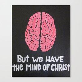 Mind of Christ Canvas Print